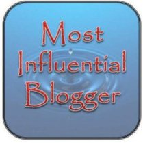Premio Most Influential Blogger