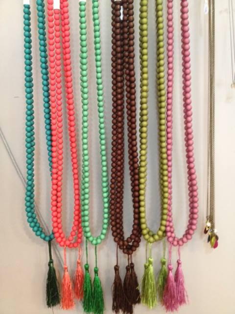collar etnico 2 pulseras etnico