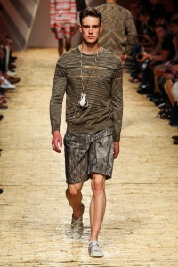 Missoni milan fashion week spring 2014 35