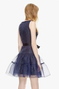 vestido doble 0rganza 378