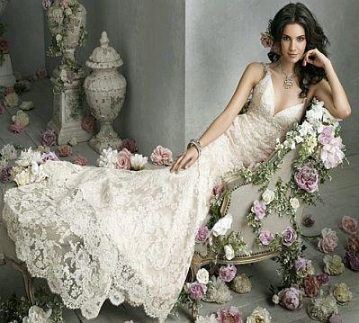 Vestidos de novia vintage sitges