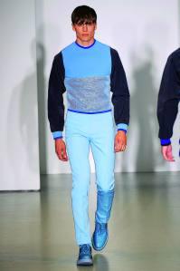 Calvin Klein - Mens Spring 2014 Runway - Milan Menswear Fashion Week
