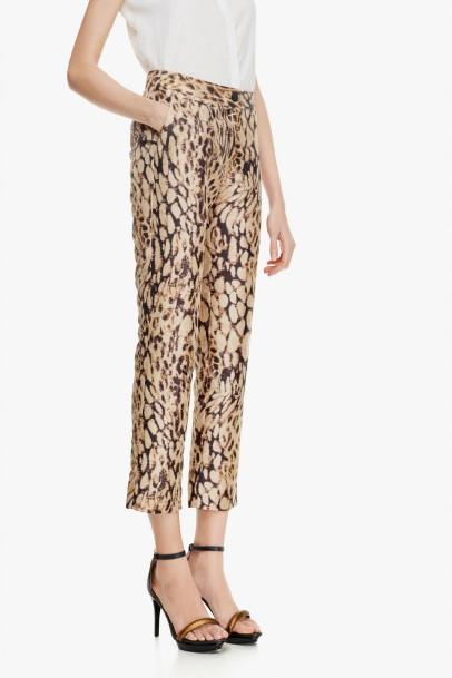 pantalones print