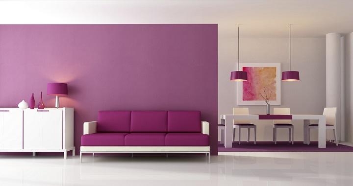 Tendencia en decoraci n orqu dea radiante gente cosmo for Colores para pintar un apartamento moderno
