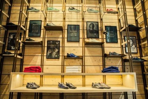 Interior flagship Cruyff Classics
