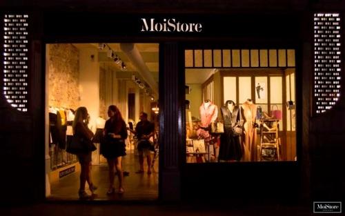 barcelona shopping borne moistore