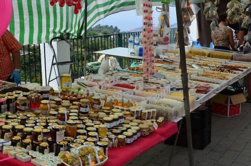 Frigiliana-Market