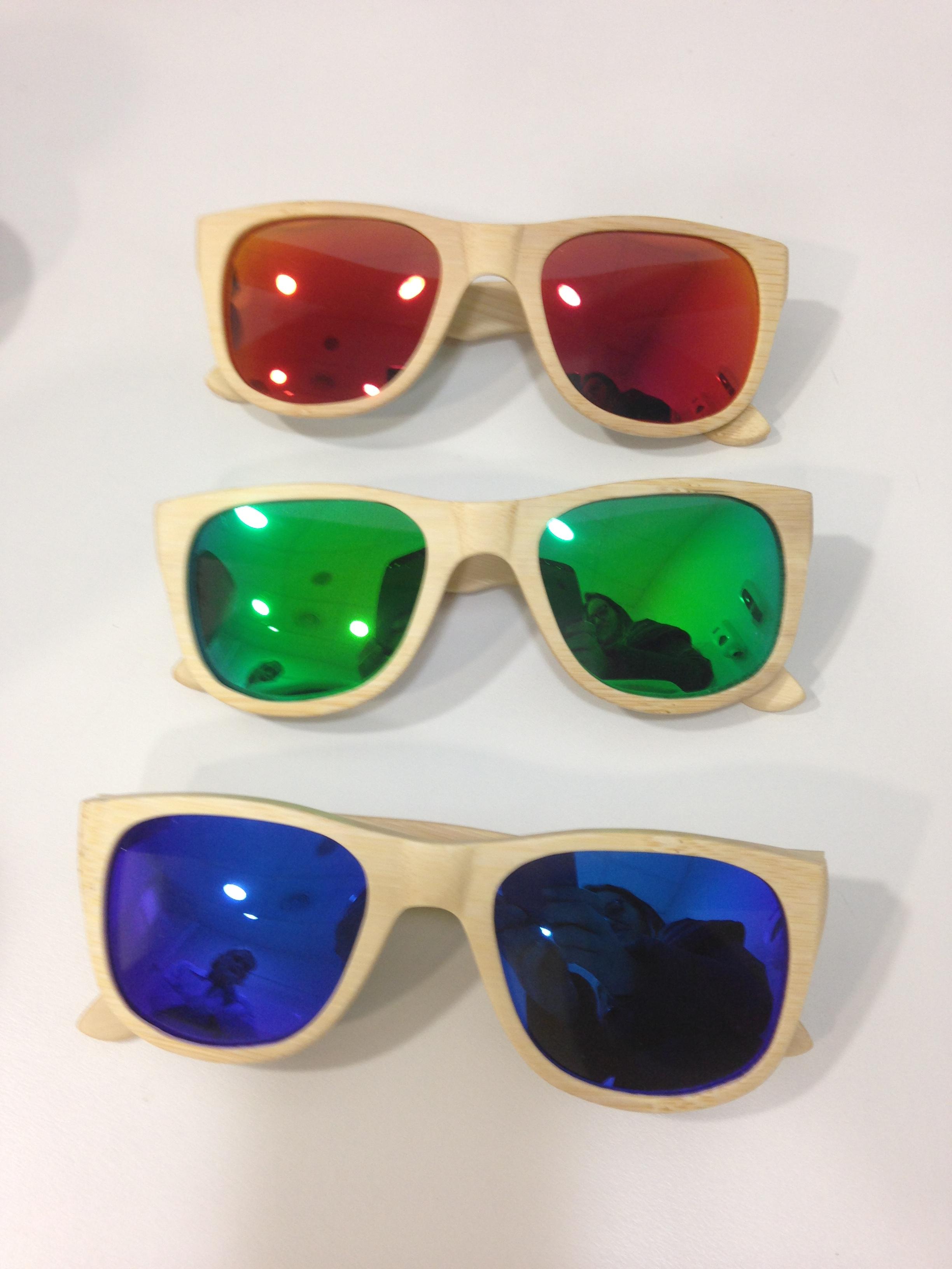 """Must have en gafas de sol """"Bamboo-Sunglasses"""", HYSTERESIS – GENTE COSMO"""