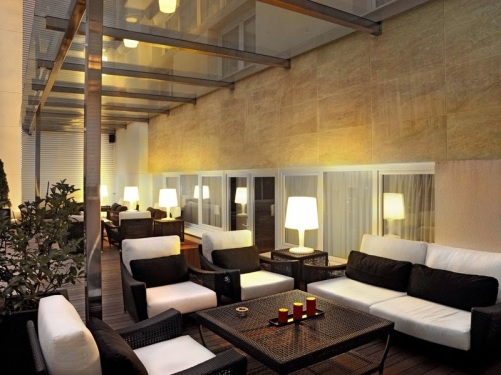 hotel-bilbao-sercotel-coliseo-terraza