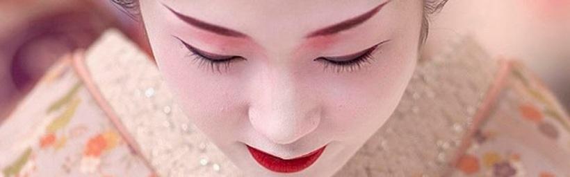 ritual cuerpo geisha