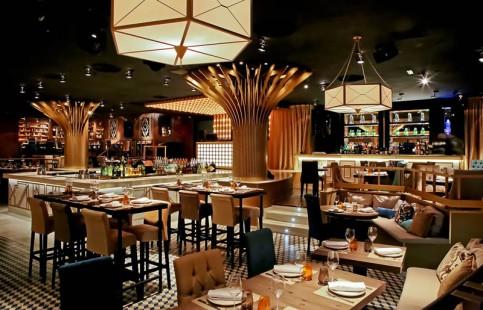 Gatsby Barcelona, Restaurant Cool